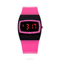 2016 New Design Women Children Candy Jelly LED Digital Watches Promotional Gift Watch Manufacturer Supplier Exporter