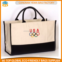 New & Hot sale custom canvas tote bags for promotion
