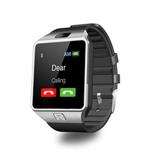 2019 Hot sale Smart watch DZ09 Smartwatch with Camera Bluetooth Smart watch Support Android With Sim Card