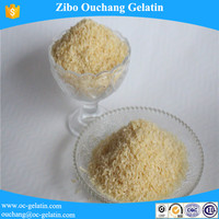 Industrial gelatin for paper-making, match, fixture, photographic and wooden furniture