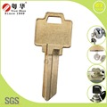 Electric door lock key blanksFor House,factory cheap price house key blanks with high quality