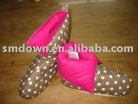 down slipper