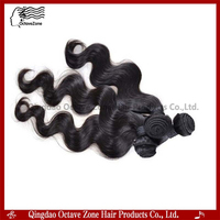 Wholesale Unprocessed High Quality Remy Human Hair Body Wave Virgin Peruvian Hair Weaving