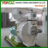 Din plus approved high capacity biomass wood big pellet machine