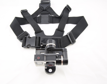 FY WG wearable gimbal for gopro /aee/SJ sports camera
