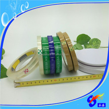 15mm thin bopp adhesive vegetable seed sealing tape