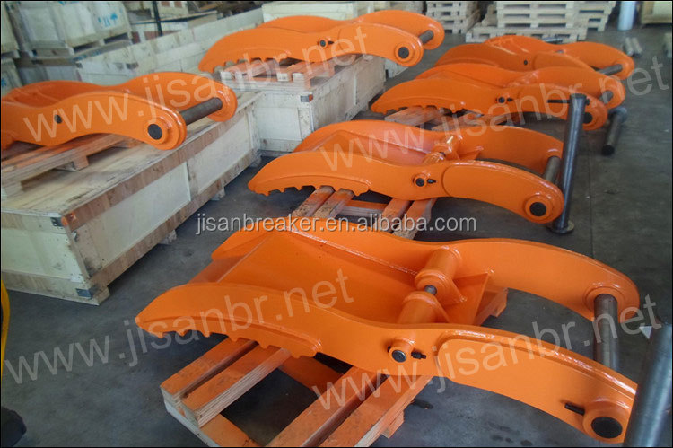 high quality hydraulic excavator thumb for 11-16ton excavator