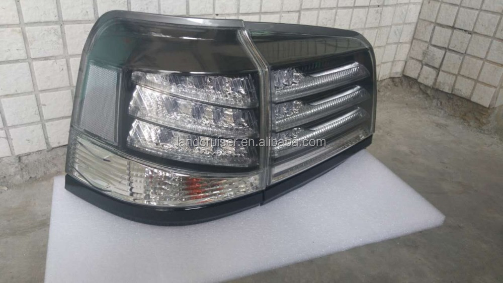 lx570 supercharger version tail lamp for lexus lx570 2013-2015 style