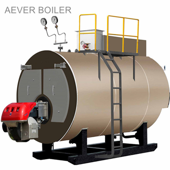 3 ton gas fired steam boiler for industry