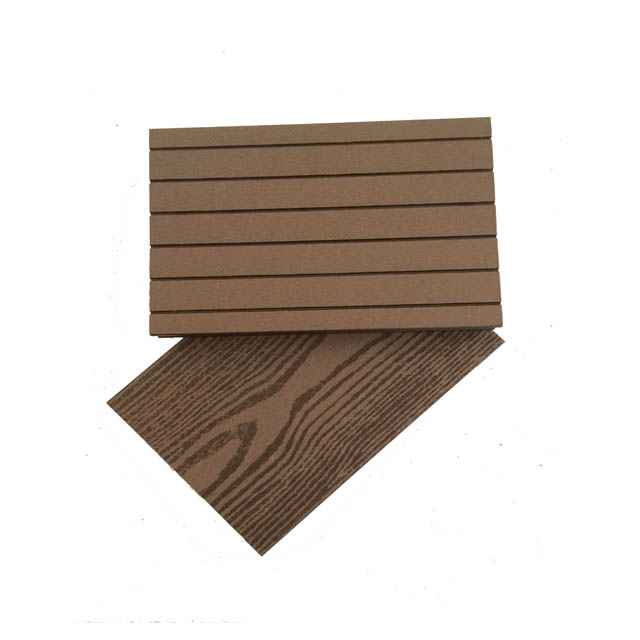 2017 Outdoor Wood Composite Solid Deck of Cheap Price
