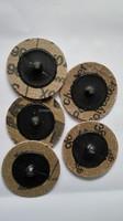 3M Ceramic Abrasive Roloc disc