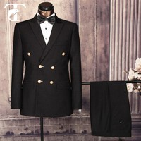 2014 Real Whole Sale Wine Color Tuxedo Suits Wedding Party Dresses For Men
