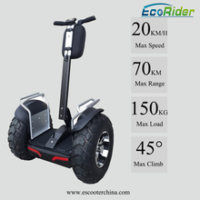 Max Mileage 60-70KM Brushless 4000W 2 Wheels Electric Self Balancing Scooter,2 PCS 72V Samsung Li-on Batteries Electric Chariot