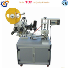 Semi-Automatic Labeling Machine For Round Bottles