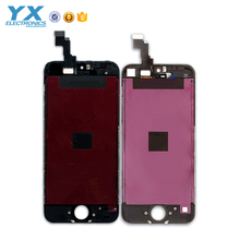 High quality lowest price mobile phone lcd for iphone 5, lcd display for iphone All model