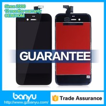 Touch screen assembly replacement color lcd with digitizer for iphone 4