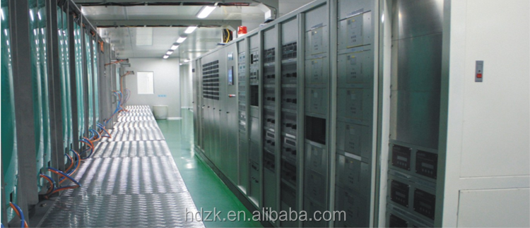 Large Area AZO Transparent Conductive Coating Production Line