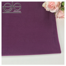 Various Colors 100% Polyester Silk Velvet Fabric Wholesale