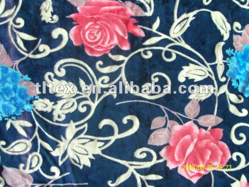 Navy/blue upholstery fabric