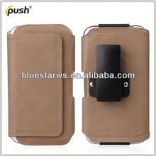 2014 new design flip pu case galaxy note3 leather case
