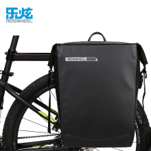 Roswheel Backpacking Series New Arrivals PVC 1.3KG 20L Bicycle Bike Pannier Bag Bike Pannier