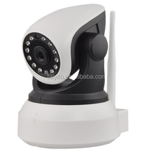 night vision digital camera alarm wireless cctv camera wifi P2P web ip camera