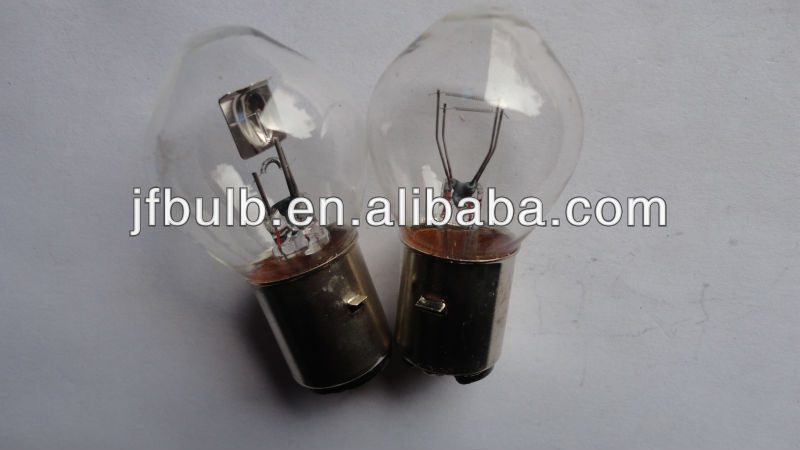 Auto Lamp 12V 35/35W, B35 BA20D Moped Scooter car Head Light Bulb