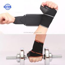 Professional Quality Wrist Wraps Support Braces Belt Protector <strong>Weight</strong> Lifting Wrist Wraps