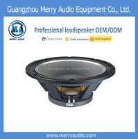"21"" inch raw oem big power heavy bass subwoofer speaker from china factory, 21inch coaxial line array sub woofer loudspeaker"