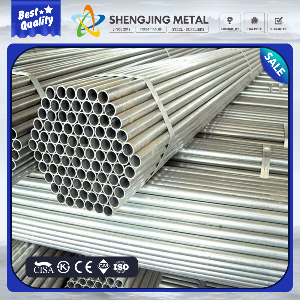 Clearance sale!Big Discount!Q195 Q235 Pre galvanized steel pipe for greenhouse made in China