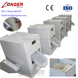 Factory Price 400kg/h Rice Destoner/Grain Cleaning Machine/Rice Stone Removing Machine