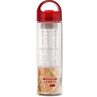 BPA Free 700ml Fruit Pastic Water