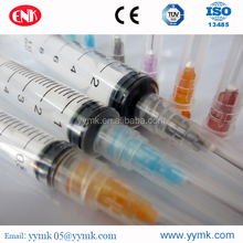 individually blister packed, Terumo sterile syringe barrel