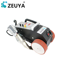 classical hand-held plastic pvc banner hot air welding machine tools lc-3000a zeuya