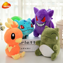 Chinese cute organic soft pokemon plush toys manufacturers