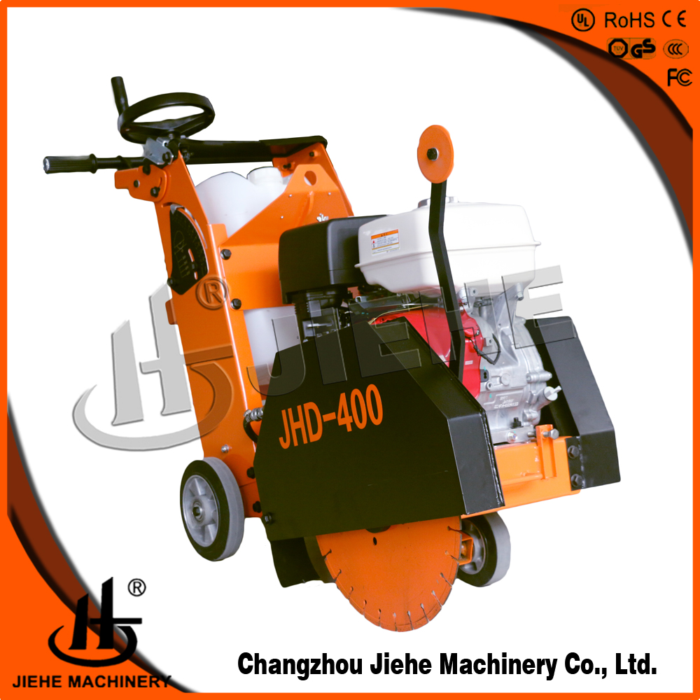 Floor saw, joint cutter, asphalt and concrete cutter