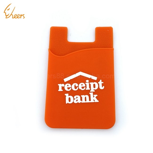 Custom printing promotional universal business card holder case for phone