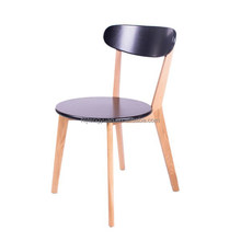 Comfortable Small Wood Dining Chair