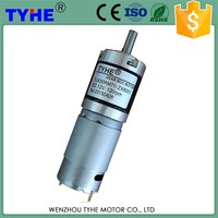 Hot selling high efficiency DC Planetary motor for fishing boat