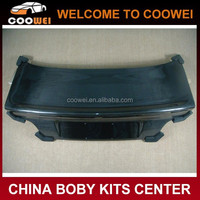 High quality carbon fiber material 2-door CSL style trunk for BMW E36