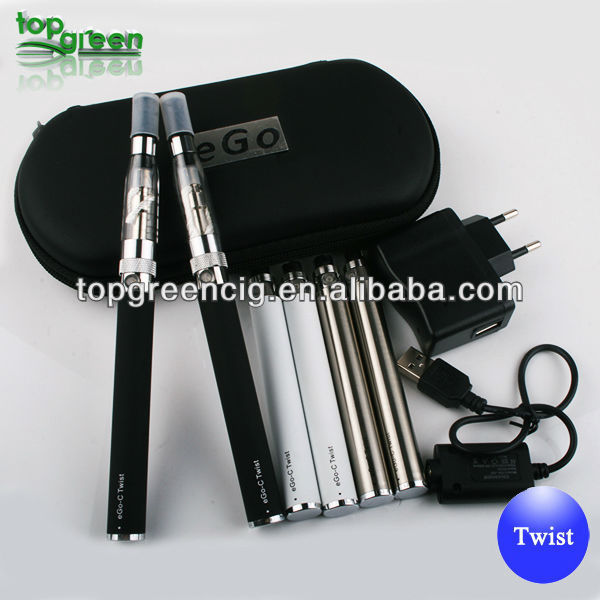 best selling electronic cigarette wholesale ego c twist ego twist battery e cigarrete 2013