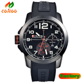 Curren Watches Men Silicone Strap Sport Men's Watches
