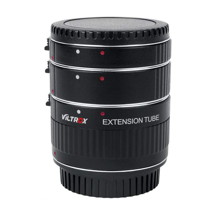 High quality Viltrox DG-C extension tube for Canon lens and camera with auto focus