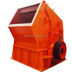 Abrasive Aggregate Metallurgy Industry Horizontal Impact Crusher