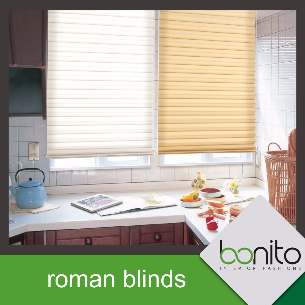Single Cell Blind Shades Fabric Window Blinds Mechanism