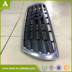 ABS Vacuum Formed Car Front Grill for Auto Parts Car