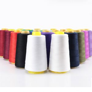 High Quality High Strength 40/2 Spun Polyester Yarn Sewing Thread