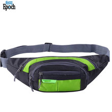 China hot sale portable multi color unisex casual durable waist bag promotional for traveling and workout