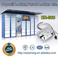 Factory Supplier Metal Electromagnetic Lock for Logistics Locker