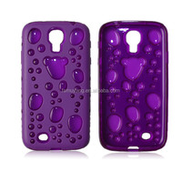 Slim Armor Hybrid PC TPU Phone i9500 Case for Samsung Galaxy S4 Case